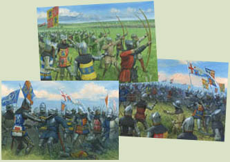 THE BATTLE OF SHREWSBURY