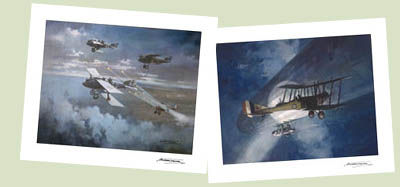 NEW FIRST WORLD WAR AVIATION PRINTS