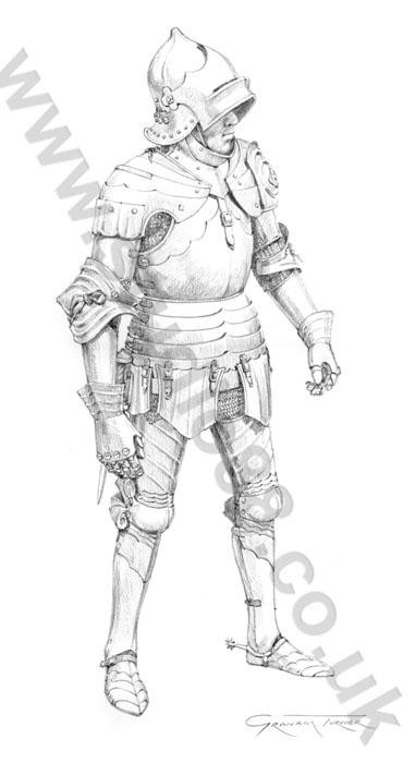 Studio 88 Limited English Armour c.1460