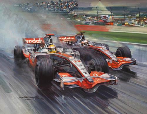 formula 1 acceleration times