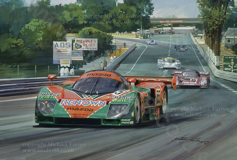 1991 le mans ref gic m327 this is an extended  rmation page if you