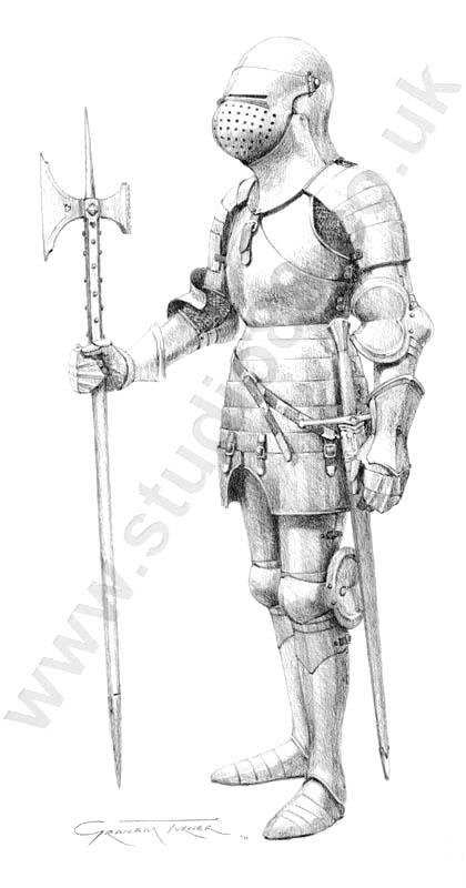 Armaduras y armas de los caballeros Large_orig_drawing_knight_arundel