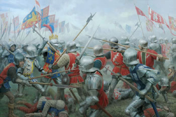 THE BATTLE OF BARNET